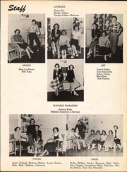 Page 15, 1951 Edition, Mainland High School - Buccaneer Yearbook (Daytona Beach, FL) online yearbook collection
