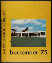 Page 1, 1975 Edition, Mainland High School - Buccaneer Yearbook (Daytona Beach, FL) online yearbook collection