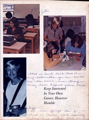 Page 9, 1975 Edition, Mount Dora High School - Stray Leaves Yearbook (Mount Dora, FL) online yearbook collection