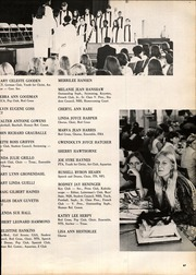 Page 91, 1972 Edition, Twin Lakes High School - Aquarian Yearbook (West Palm Beach, FL) online yearbook collection