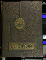 1940 Edition, Miami Beach High School - Typhoon Yearbook (Miami Beach, FL)