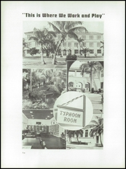 Page 16, 1941 Edition, Miami Beach High School - Typhoon Yearbook (Miami Beach, FL) online yearbook collection