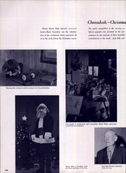 Page 108, 1960 Edition, Miami Beach High School - Typhoon Yearbook (Miami Beach, FL) online yearbook collection