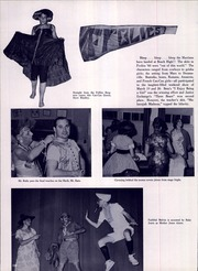 Page 110, 1960 Edition, Miami Beach High School - Typhoon Yearbook (Miami Beach, FL) online yearbook collection