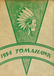 1954 Edition, Choctawhatchee High School - Tomahawk Yearbook (Fort Walton Beach, FL)