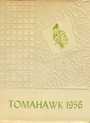 1956 Edition, Choctawhatchee High School - Tomahawk Yearbook (Fort Walton Beach, FL)
