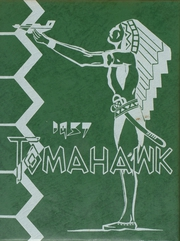1957 Edition, Choctawhatchee High School - Tomahawk Yearbook (Fort Walton Beach, FL)