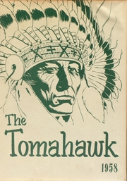 1958 Edition, Choctawhatchee High School - Tomahawk Yearbook (Fort Walton Beach, FL)