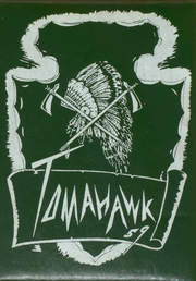 1959 Edition, Choctawhatchee High School - Tomahawk Yearbook (Fort Walton Beach, FL)