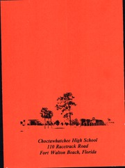 Page 3, 1977 Edition, Choctawhatchee High School - Tomahawk Yearbook (Fort Walton Beach, FL) online yearbook collection