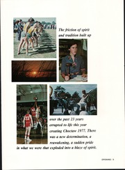 Page 9, 1977 Edition, Choctawhatchee High School - Tomahawk Yearbook (Fort Walton Beach, FL) online yearbook collection
