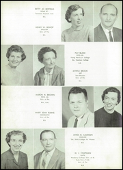 Page 14, 1957 Edition, Terry Parker High School - Chieftain Yearbook (Jacksonville, FL) online yearbook collection