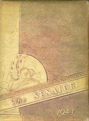 1953 Edition, Duncan University Fletcher High School - Senator Yearbook (Neptune Beach, FL)