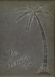 1954 Edition, Duncan University Fletcher High School - Senator Yearbook (Neptune Beach, FL)