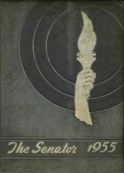 1955 Edition, Duncan University Fletcher High School - Senator Yearbook (Neptune Beach, FL)
