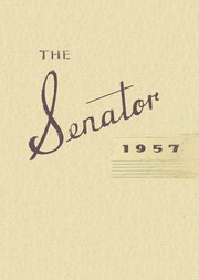 1957 Edition, Duncan University Fletcher High School - Senator Yearbook (Neptune Beach, FL)