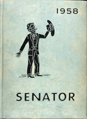 1958 Edition, Duncan University Fletcher High School - Senator Yearbook (Neptune Beach, FL)