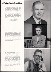 Page 17, 1958 Edition, Duncan University Fletcher High School - Senator Yearbook (Neptune Beach, FL) online yearbook collection