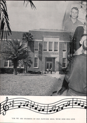 Page 6, 1958 Edition, Duncan University Fletcher High School - Senator Yearbook (Neptune Beach, FL) online yearbook collection