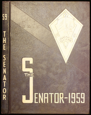 1959 Edition, Duncan University Fletcher High School - Senator Yearbook (Neptune Beach, FL)