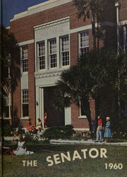1960 Edition, Duncan University Fletcher High School - Senator Yearbook (Neptune Beach, FL)