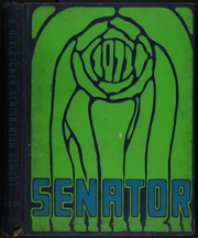 1971 Edition, Duncan University Fletcher High School - Senator Yearbook (Neptune Beach, FL)