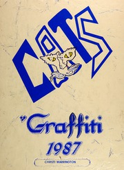 Page 1, 1987 Edition, Booker T Washington High School - Graffiti Yearbook (Pensacola, FL) online yearbook collection