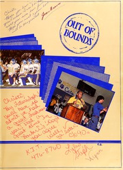 Page 3, 1987 Edition, Booker T Washington High School - Graffiti Yearbook (Pensacola, FL) online yearbook collection