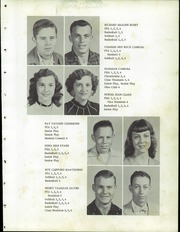 Page 13, 1956 Edition, Bethlehem High School - Wildcat Yearbook (Bonifay, FL) online yearbook collection