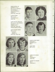 Page 14, 1956 Edition, Bethlehem High School - Wildcat Yearbook (Bonifay, FL) online yearbook collection