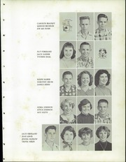 Page 17, 1956 Edition, Bethlehem High School - Wildcat Yearbook (Bonifay, FL) online yearbook collection