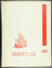 1964 Edition, Orange Park High School - Raiders Log Yearbook (Orange Park, FL)