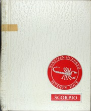 1974 Edition, Satellite High School - Scorpio Yearbook (Satellite Beach, FL)