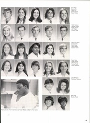 Page 73, 1972 Edition, Miami Killian Senior High School - Catamount Yearbook (Miami, FL) online yearbook collection