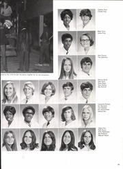 Page 75, 1972 Edition, Miami Killian Senior High School - Catamount Yearbook (Miami, FL) online yearbook collection