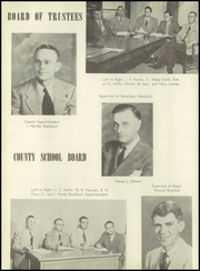 Page 12, 1952 Edition, Manatee High School - Cane Echo Yearbook (Bradenton, FL) online yearbook collection