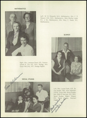 Page 14, 1952 Edition, Manatee High School - Cane Echo Yearbook (Bradenton, FL) online yearbook collection