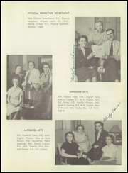 Page 15, 1952 Edition, Manatee High School - Cane Echo Yearbook (Bradenton, FL) online yearbook collection