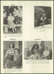 Page 16, 1952 Edition, Manatee High School - Cane Echo Yearbook (Bradenton, FL) online yearbook collection