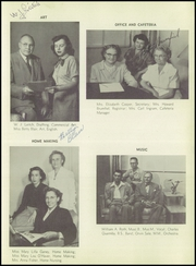 Page 17, 1952 Edition, Manatee High School - Cane Echo Yearbook (Bradenton, FL) online yearbook collection