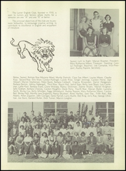 Manatee High School - Cane Echo Yearbook (Bradenton, FL) online yearbook collection, 1952 Edition, Page 73