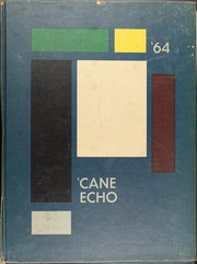 Manatee High School - Cane Echo Yearbook (Bradenton, FL) online yearbook collection, 1964 Edition, Page 1