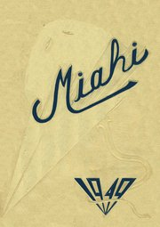 Page 1, 1949 Edition, Miami High School - Miahi Yearbook (Miami, FL) online yearbook collection