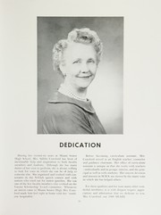 Page 17, 1960 Edition, Miami High School - Miahi Yearbook (Miami, FL) online yearbook collection