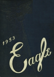 Page 1, 1953 Edition, Brandon High School - Eagle Yearbook (Brandon, FL) online yearbook collection