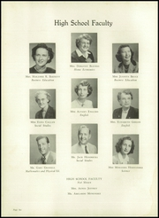 Page 10, 1953 Edition, Brandon High School - Eagle Yearbook (Brandon, FL) online yearbook collection