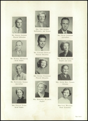 Page 11, 1953 Edition, Brandon High School - Eagle Yearbook (Brandon, FL) online yearbook collection