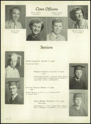 Page 14, 1953 Edition, Brandon High School - Eagle Yearbook (Brandon, FL) online yearbook collection