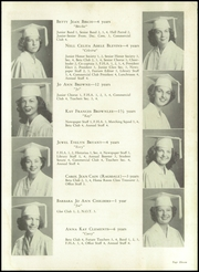 Page 15, 1953 Edition, Brandon High School - Eagle Yearbook (Brandon, FL) online yearbook collection