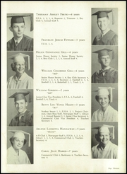 Page 17, 1953 Edition, Brandon High School - Eagle Yearbook (Brandon, FL) online yearbook collection